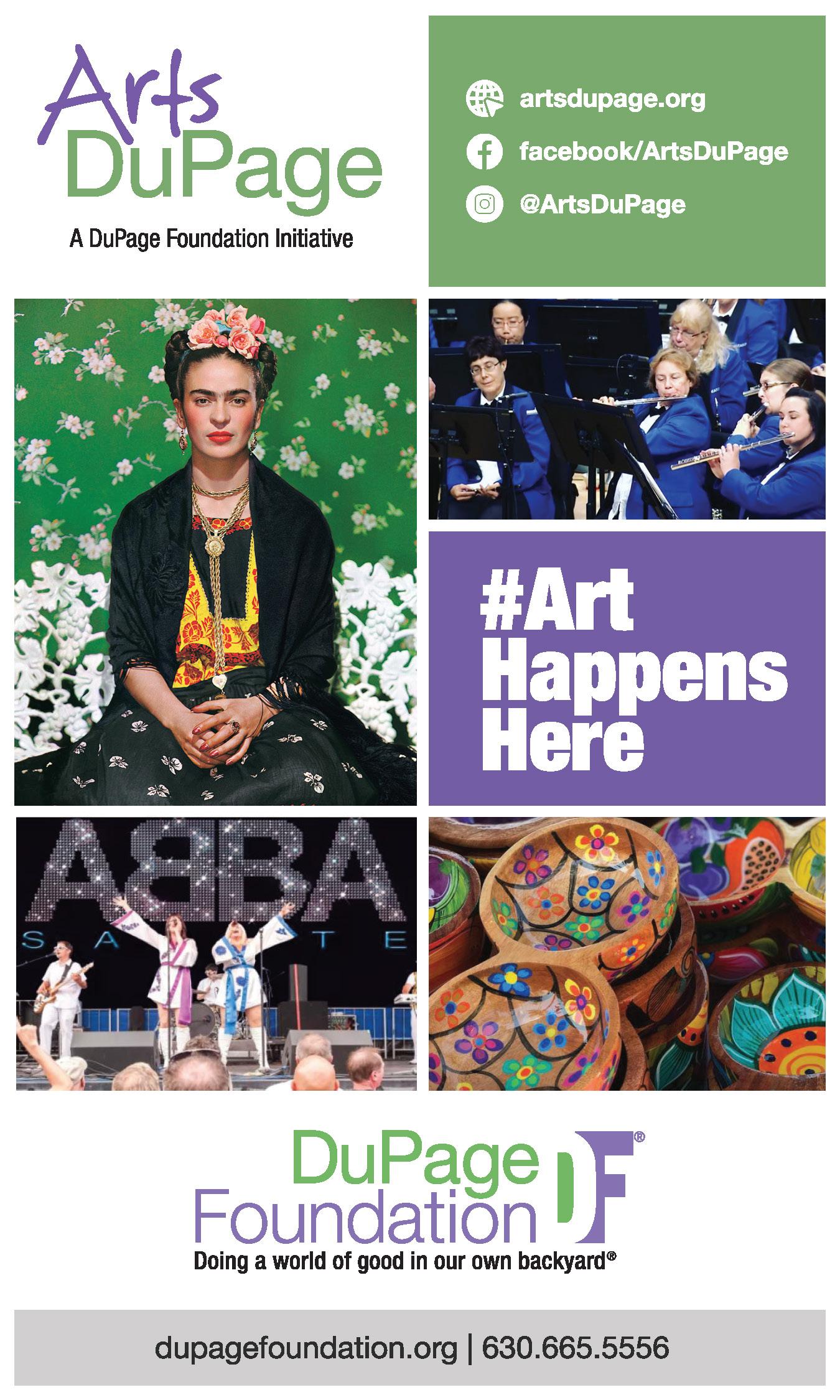 Arts DuPage