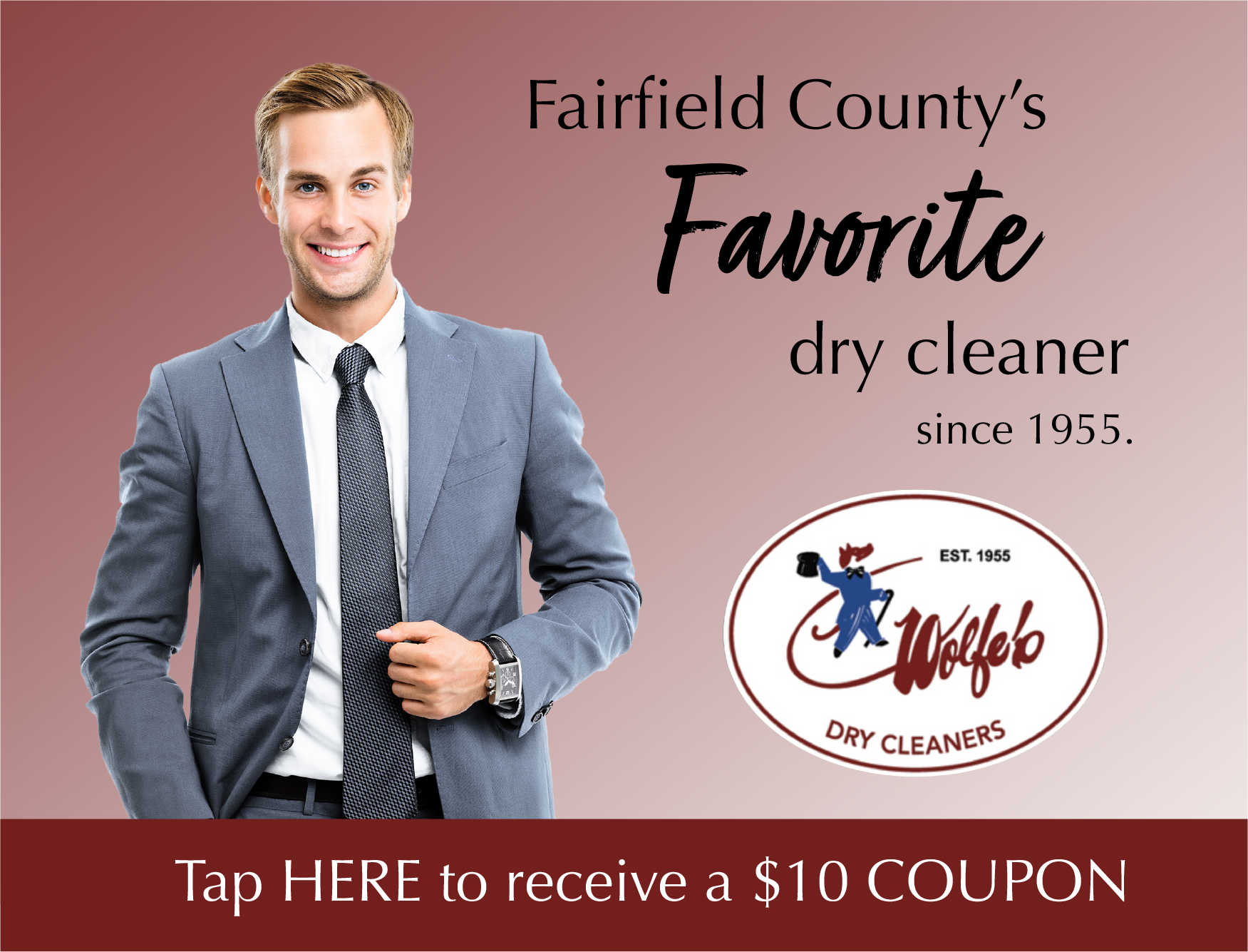 Wolfe's Dry Cleaners